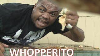 Black Man EATS & DESTROYS A WHOPPERITO @dcigs