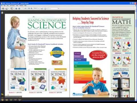 HOS Science Walk thru Screencast (Pri 2-3)