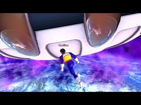 Frieza's Ship Distorted Time egg 5