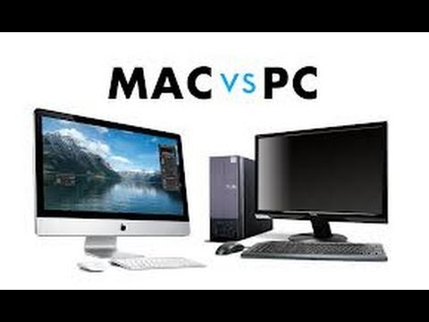 a comparison of microsoft and apple computers Pc vs mac: compare which computer is better - with a test that gives a personal advice.