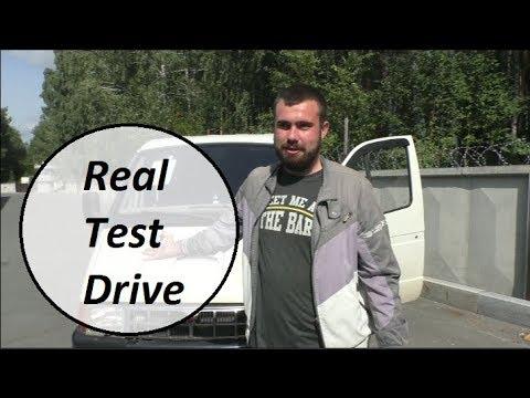 Real Test Drive. Выпуск №131 - ГАЗ 2217 Соболь