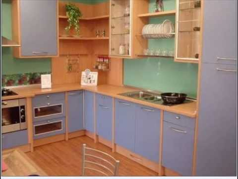 Cocinas youtube for Muebles de melamina