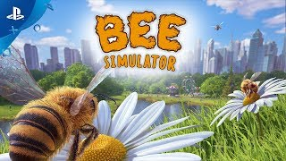 Bee Simulator | Launch Trailer | PS4