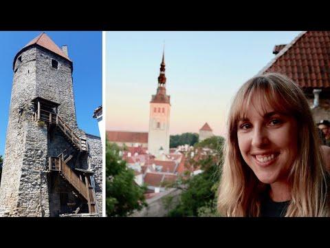 MEDIEVAL Estonia, Exploring Tallinn's Old Town