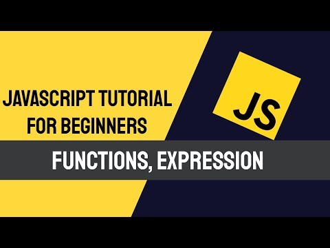 Functions in Javascript | Javascript  Tutorial thumbnail