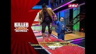 Menboy sempat histeris karena ular, tapi tidak berhenti bernyanyi! – Killer Karaoke Indonesia