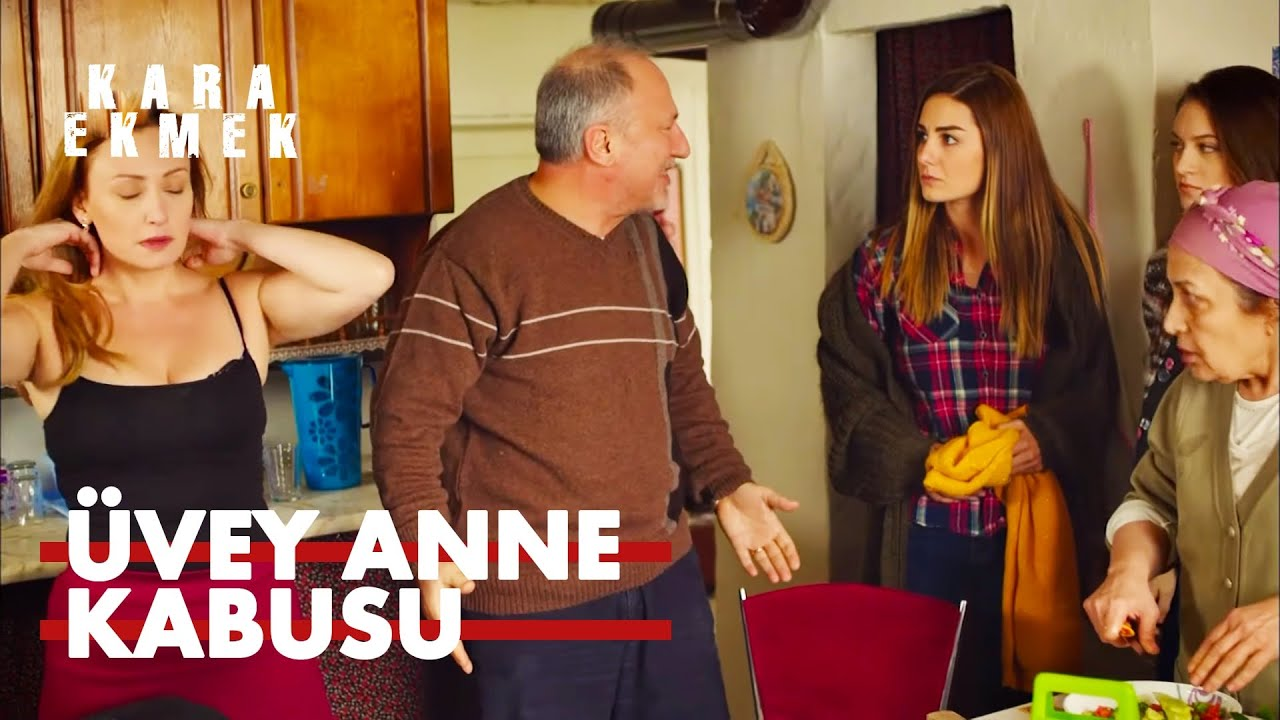 Download Asiye Pervin'in Üstünden Kazağını Aldı! - Kara Ekmek 1. Bölüm