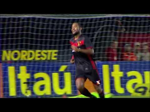 Sport Recife 5 x 1 Chapecoense - Melhores Momentos - 26/06/2016