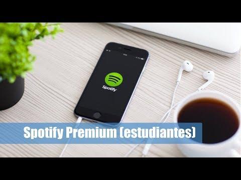 Cómo obtener Spotify Premium con descuento (sólo estudiantes)