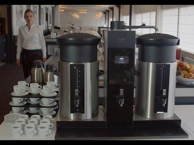 ComBi-line | Großbrühanlage | Frischer Filterkaffee in großen Mengen | Timer | Animo