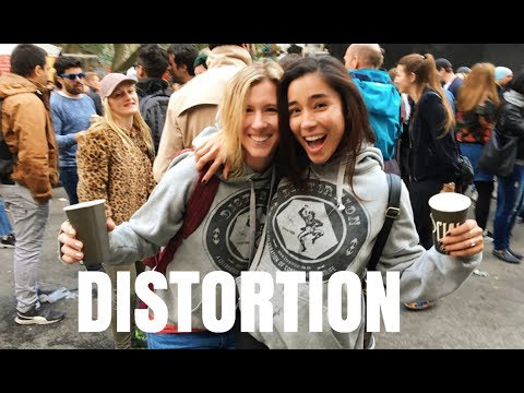 THE BIGGEST PARTY IN DENMARK (DISTORTION 2017)