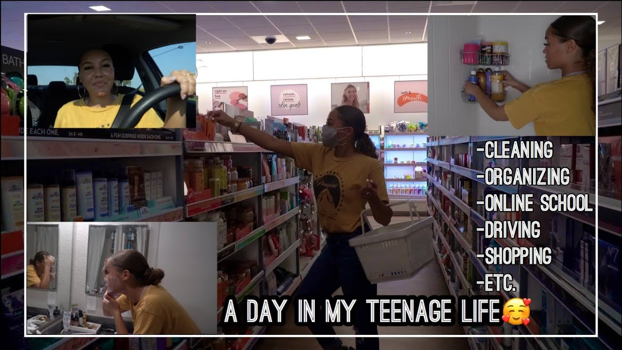 A DAY IN THE LIFE OF CHLOE YAZMEAN ✨ (17 YRS. OLD)