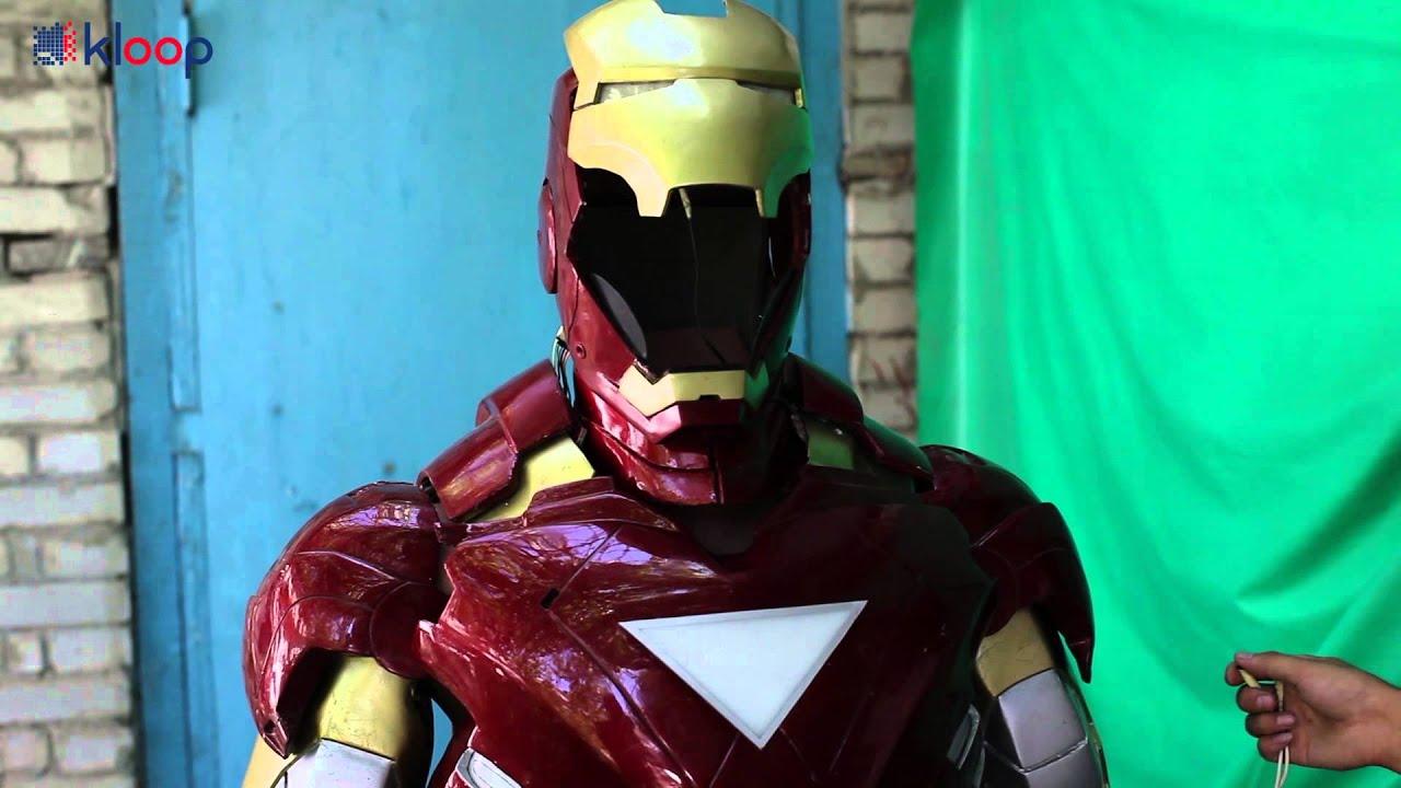 Как сделать костюм из железа фото 587