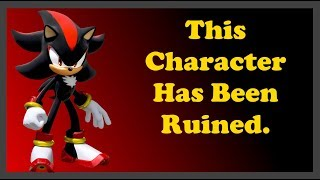 Shadow the Hedgehog: A Character in Ruin   Sonic the Hedgehog Discussion