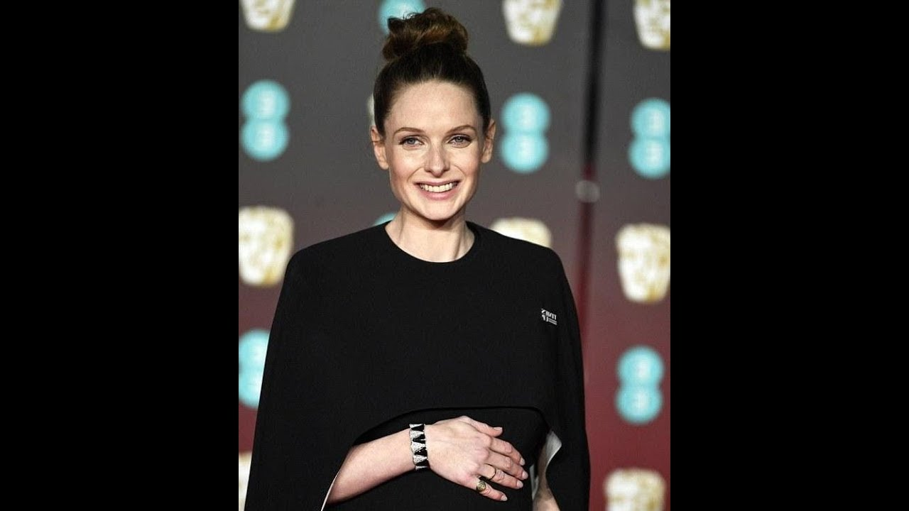 BAFTAs 2018 Pregnant Mission Impossible Rebecca Ferguson ...