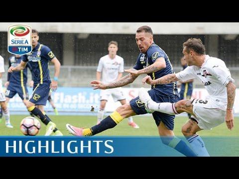 Chievo - Palermo - 1-1 - Highlights - Giornata 35 - Serie A TIM 2016/17