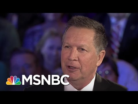 John Kasich On His Path To The Nomination   MSNBC