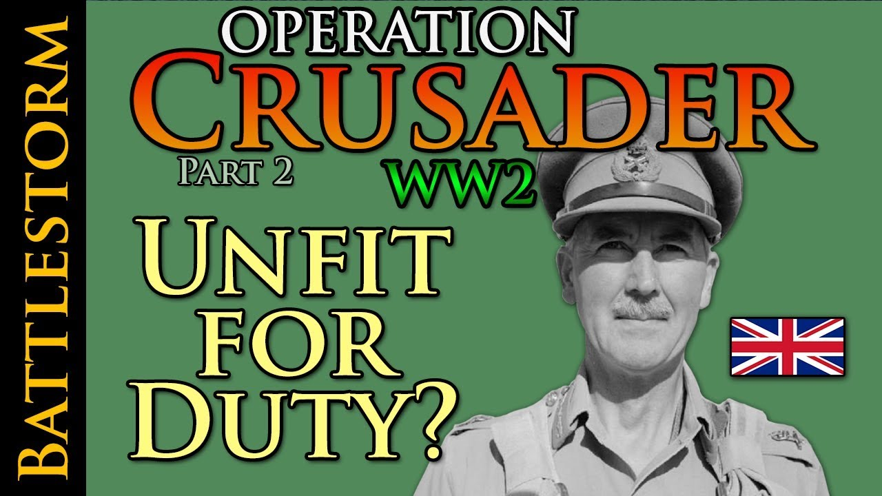 Download The State of the British Eighth Army   BATTLESTORM Operation Crusader Part 2