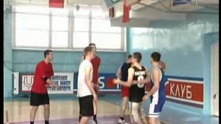 Спорткомплекс в ТГАСУ