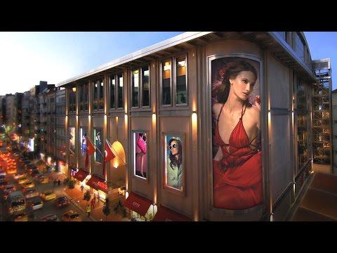 City's Nişantaşı Shopping Mall İstanbul OFFICIAL INTRODUCTION TR VERSION