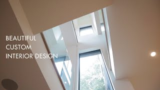 Beautiful Interior and Designer House in Toronto   nine dot design