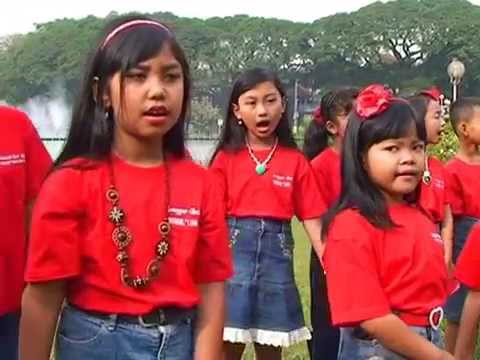 Aku Pasti Bisa [Video Clip Lagu Anak Indonesia]