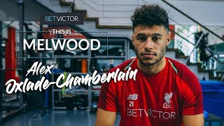 Ox's emotional road to recovery | This Is Melwood