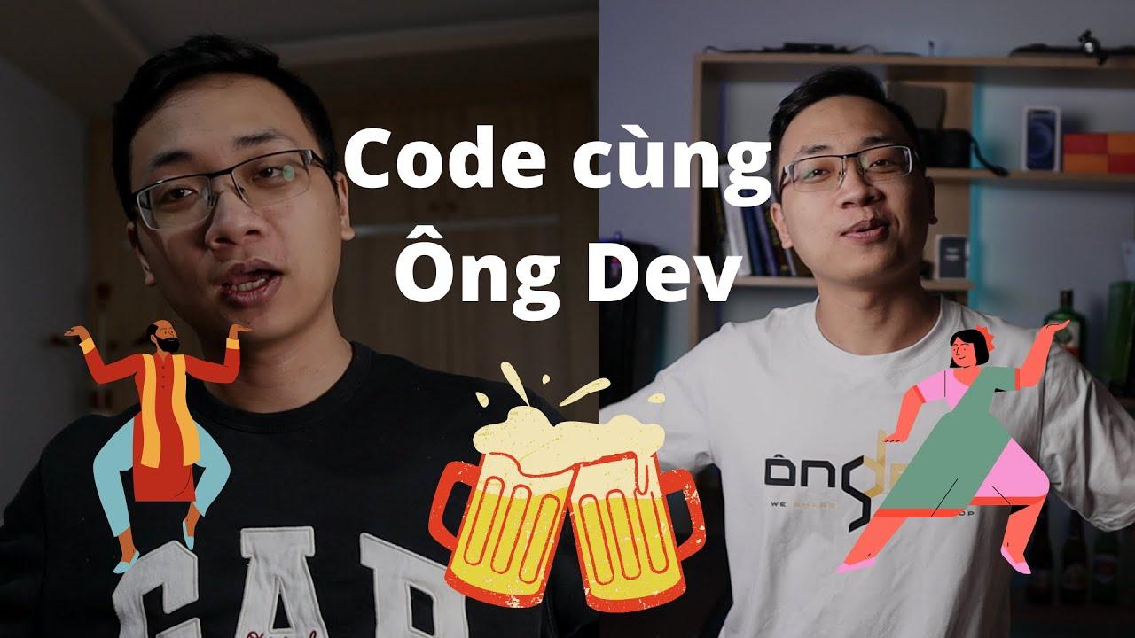 Code cùng Ông Dev   Youtube chat manager (tiếp nữa)   #ODLive