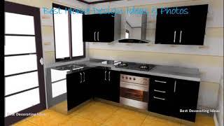 Kitchen Table Top Design Malaysia | Modern Style Kitchen Decor Design Ideas & Picture