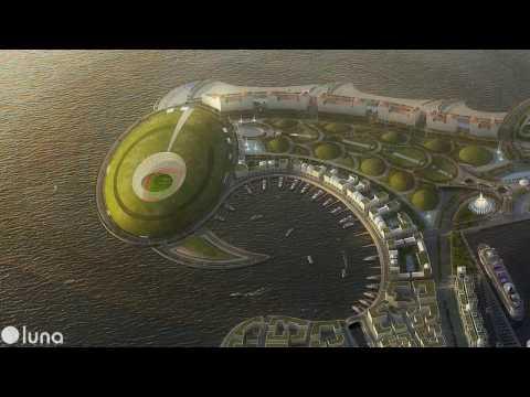 The Falcon of Doha (Qatar) - Luna Design In collaboration with Riccio Maciejowski Architects