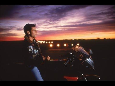 "MARIETTA ""Destination Unknown"" from Top Gun Original Soundtrack (1986)"