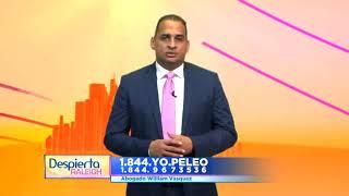 Vasquez Law Firm, PLLC Video - Despierta Raleigh Vasquez Law Firm Accidentes En El Trabajo