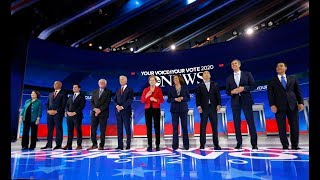 Debates highlight growing divisions in the Democratic Party