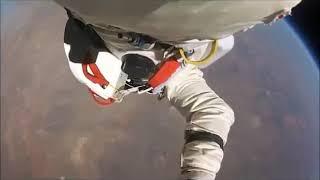 Прижок из космоса побит новый рекорд Гинеса ( познавательное )