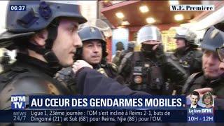 d4a15bdb0af4b Gilets jaunes  au coeur d un escadron de gendarmes mobiles