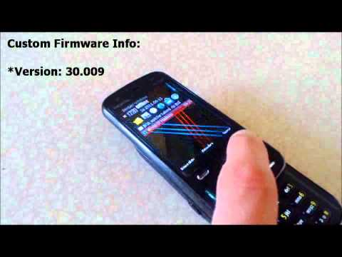 Nokia N86 8MP Custom Firmware v30.009 by sieman0