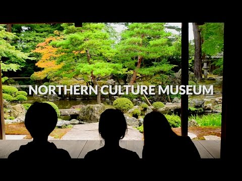 Northern culture museum, Niigata | One Minute Japan Travel Guide