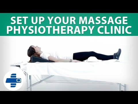 Set up your Massage and Physiotherapy Clinic with QUIRUMED