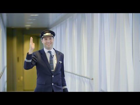 SAS Piloterna - Drömmen om vingarna