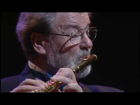 James Galway at the Waterfront