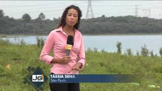 Poluição e mau cheiro atingem a Represa Billings