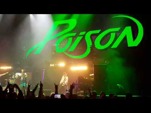 Poison - Look What The Cat Dragged In - 4-19-2017Green Bay
