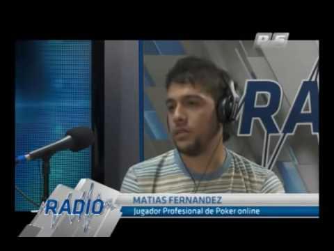 "Matías Fernandez "" Matiifz"" en Poker Sports Radio   18/11/2011  Bloque 1"