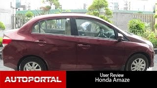 Honda Amaze User Review - 'true sedan' - Autoportal