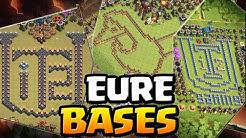 Bestes Dorf gewinnt 15€ | Community Dörfer bewerten | Clash of Clans