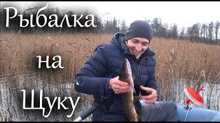 Рыбалка на кружки Жерлицы на щуку Ловля на живца