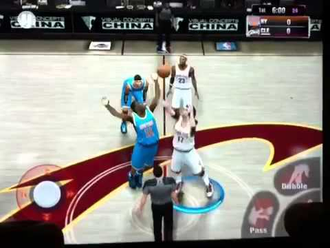 NBA 2K14 pour iPhone tlcharger gratuitement NBA 2K15 - test jeu iPhone et iPad sur