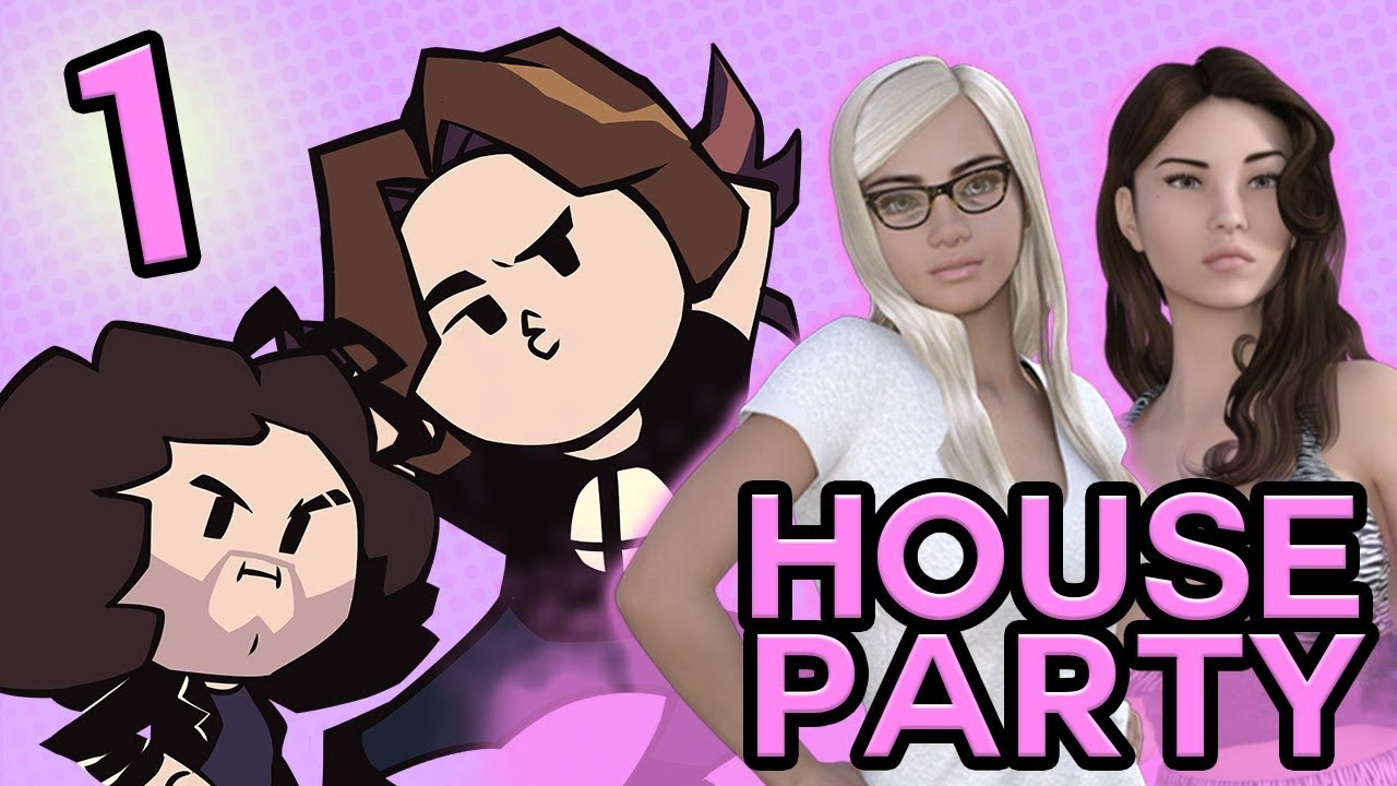 house party wildest party ever part 1 game grumps youtube