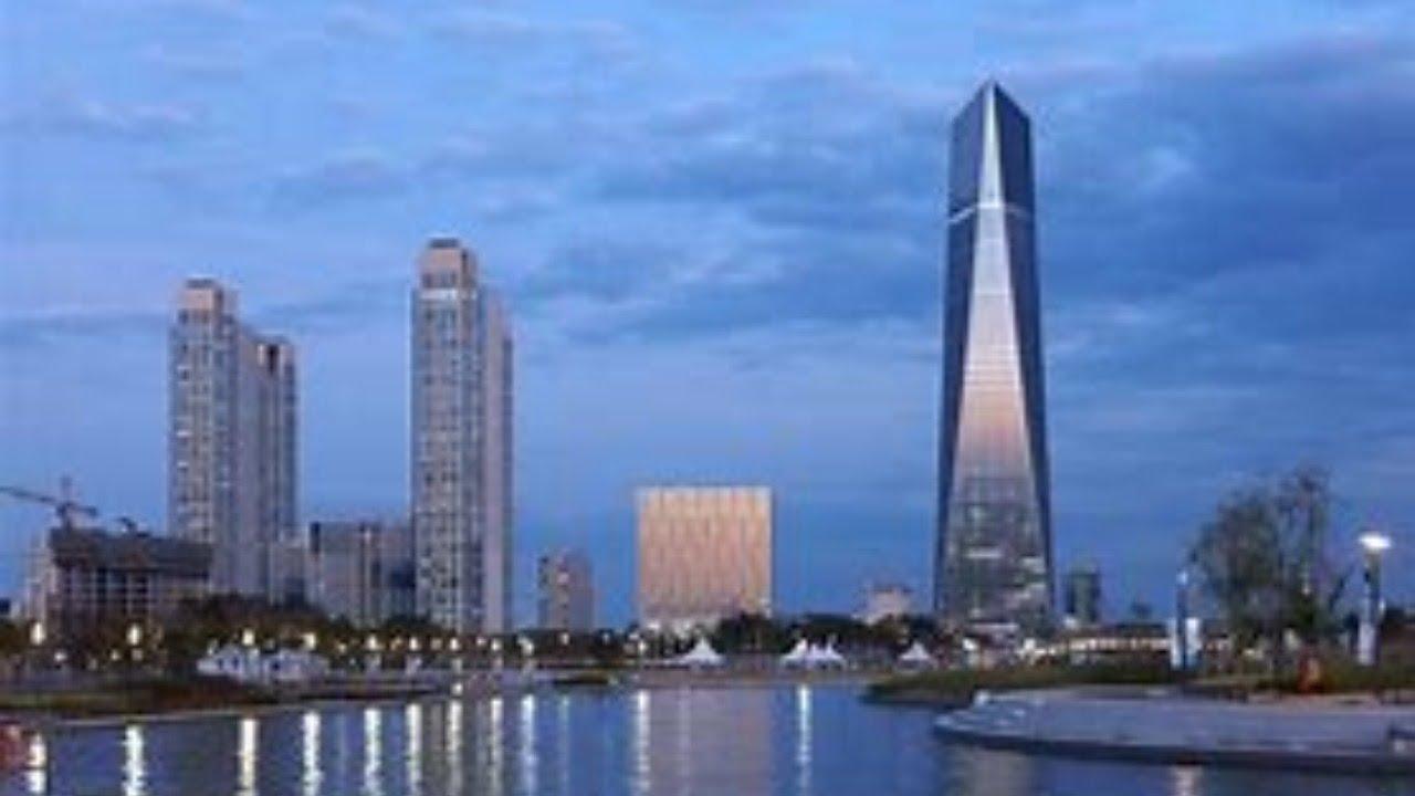south koreas hi tech city - HD1280×853