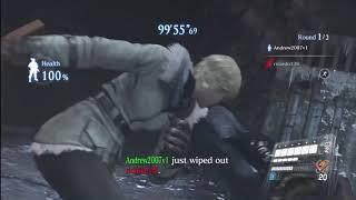 Resident Evil 6 Mods - Modding Siege Online (XBOX 360)